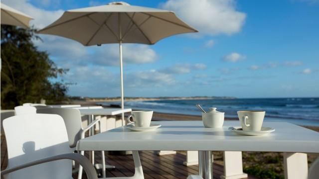 coffee deck
