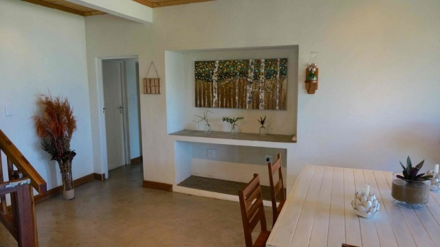 Casa Amendoa - living room 1