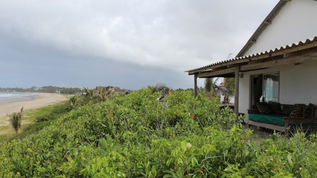 Casa Maresias Beachsite view